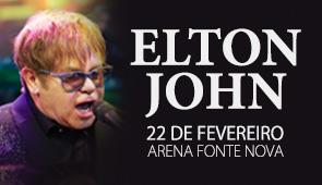 Show Elton John Salvador